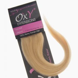 Clip in Extensions 38cm 70g 613 Ultra Licht Blond-0