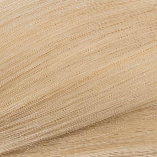 Clip in Extensions 38cm 70g Zeer Licht Blond 60-1496