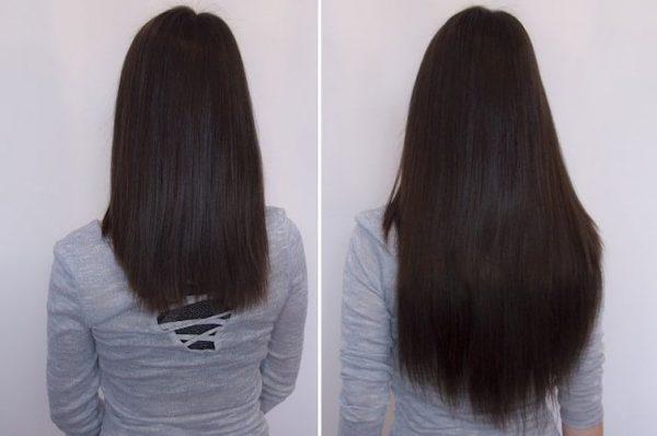 Wire Hair Extensions 40cm 140g - Premium Line-660