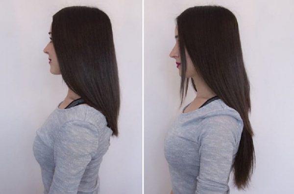 Wire Hair Extensions 40cm 140g - Premium Line-662